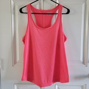 LAYER 8 Quick Dry Bright Pink Active Tank top